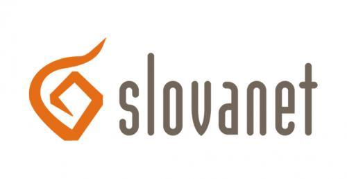 Logo spoločnosti Slovanet
